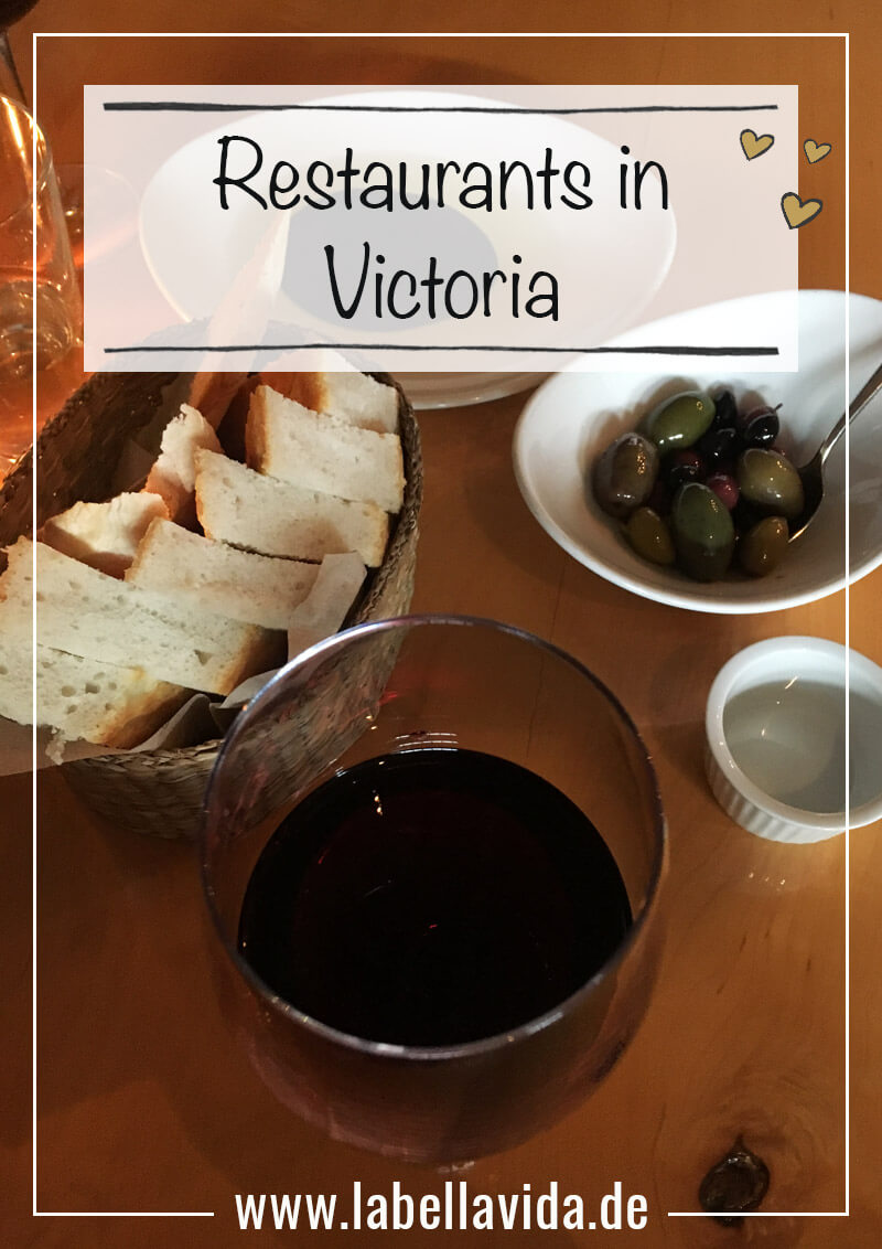 Restaurants In Victoria