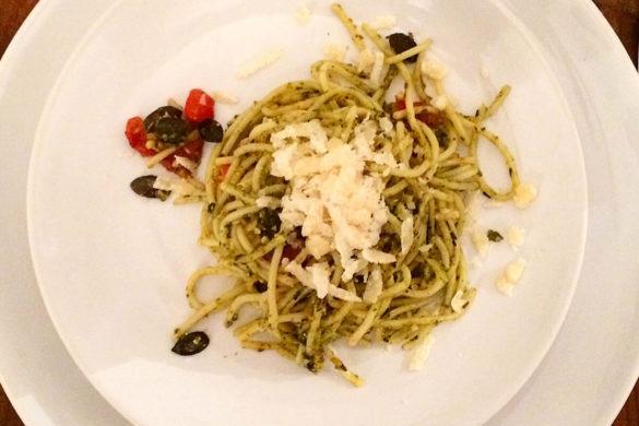 Pesto a la Mangold