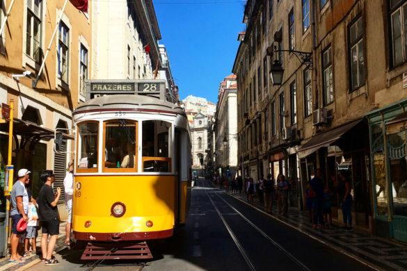Lissabon - Vorschaubild