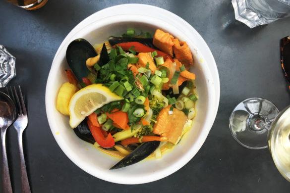 Restaurants in Victoria